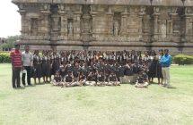 Field trip to Gangaikonda Cholapuram – VII on 22.7.18